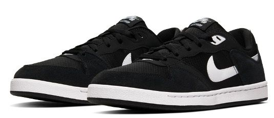 Nike SB Alleyoop Skate Sneaker in Schwarz für 33,59€ (statt 57€)
