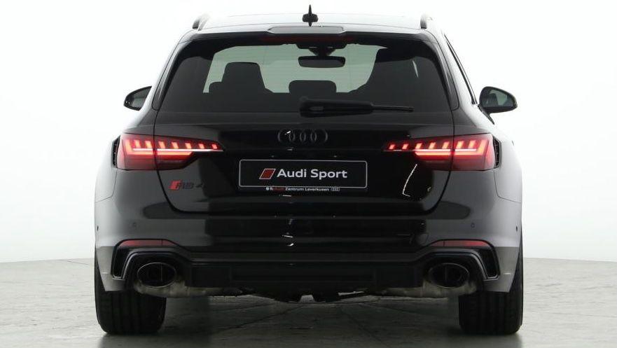Gewerbe: Audi RS4 Avant mit 450 PS (sofort verfügbar) für 739€ mtl. netto