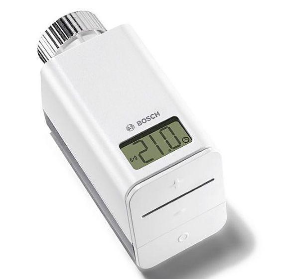 Bosch Smart Home Heizung Starter-Set (Gateway + 4 Heizkörperthermostate) für 179€ (statt 235€)