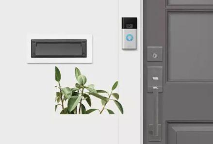 Ring Video Doorbell Türklingel (2. Gen) mit Bewegungssensor + Ring Chime 2 Klingelsystem für 90€ (statt 139€)