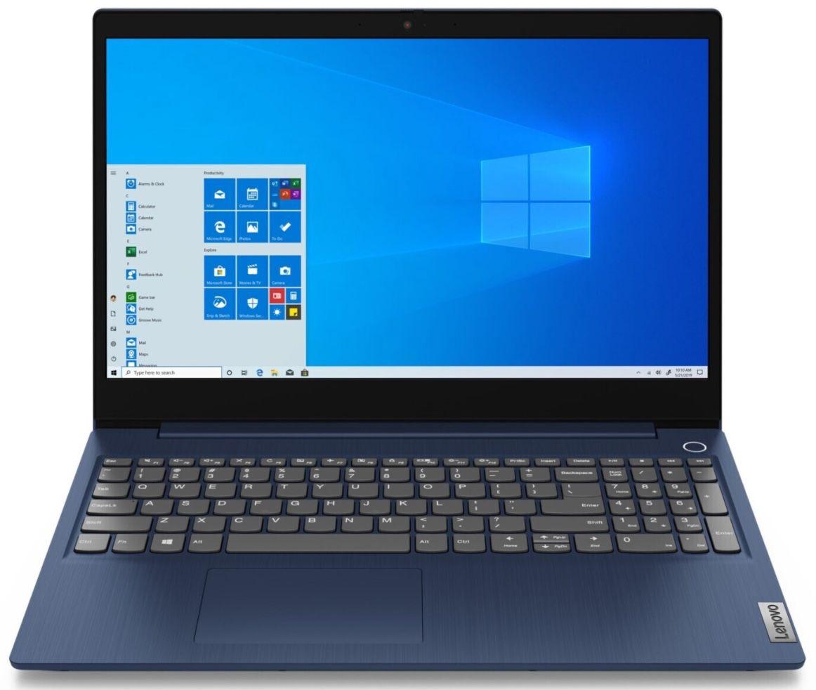 Lenovo IdeaPad 3 15IIL05   15,6 Zoll Full HD Notebook mit i3 + 256GB SSD + Win 10 für 449€ (statt 499€)