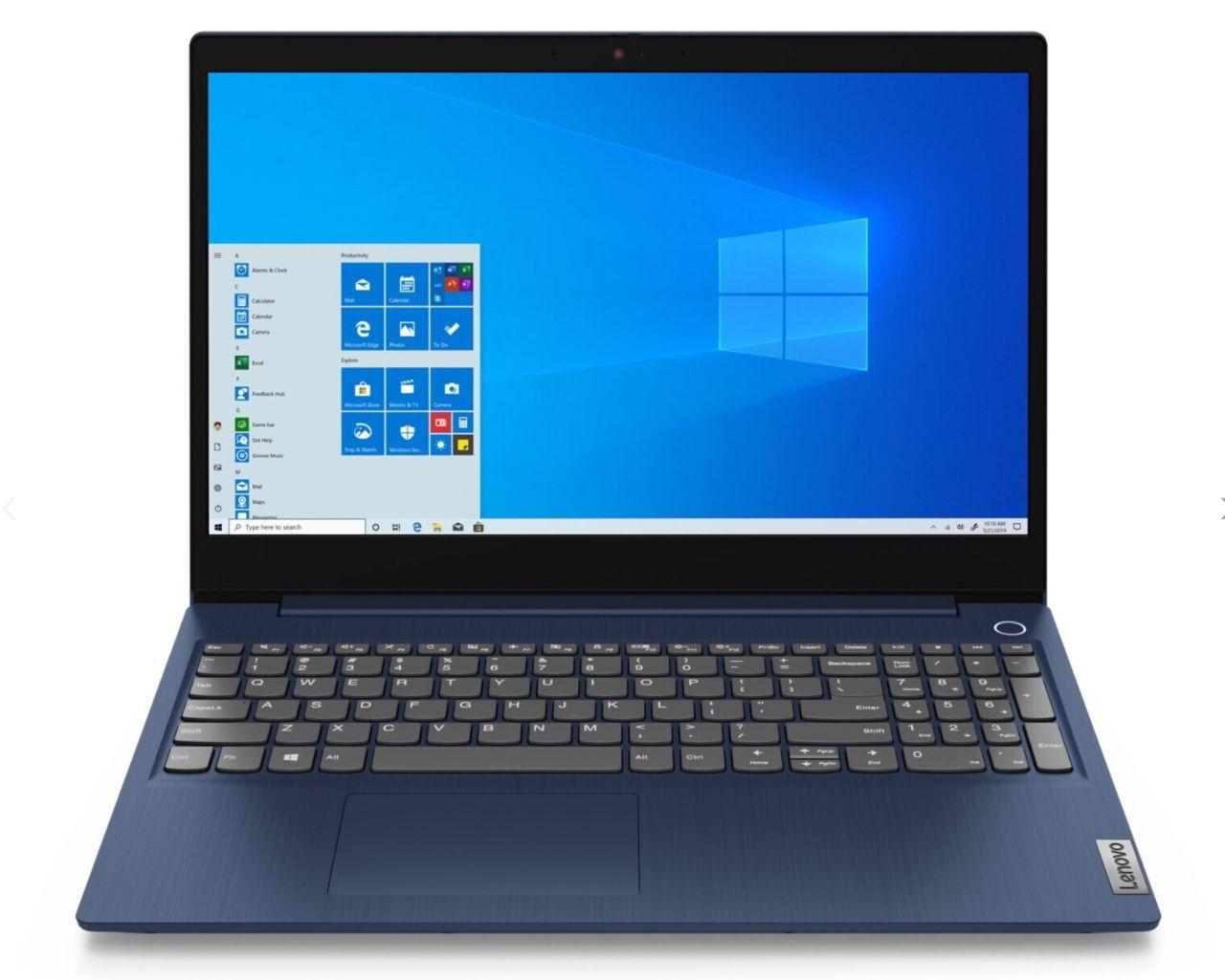Lenovo IdeaPad 3 15IIL05 – 15,6 Zoll Full HD Notebook mit i3 + 256GB SSD + Win 10 für 449€ (statt 499€)