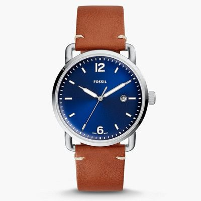 Fossil FS5401 The Commuter Herrenuhr für 48,30€ (statt 87€)
