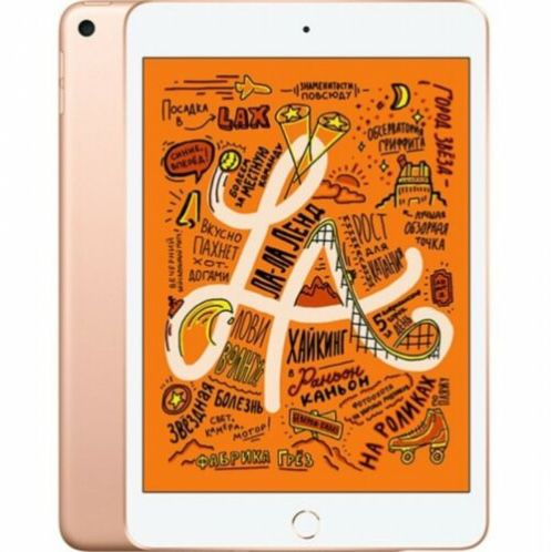 Apple iPad mini (5. Generation, 2019) 64GB WiFi in drei Farben für 339€ (statt 371€)