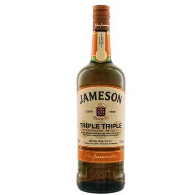 Wieder verfügbar: Jameson Triple Triple 40% in 1 Liter für 25,90€ (statt 36€)