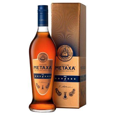 Metaxa Amphora 7 Sterne 40% 1 Liter in Geschenkverpackung für 16,50€ (statt 25€)