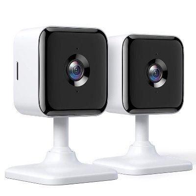 2x Teckin Innenkamera 1080P WLAN mit Nachtsicht und 2-Wege-Audio für 24,99€ (statt 30€)