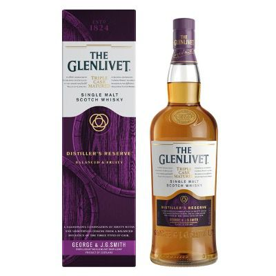 1 Liter The Glenlivet Triple Cask Matured Distillers Reserve Whisky 40% für 36,90€ (statt 45€)