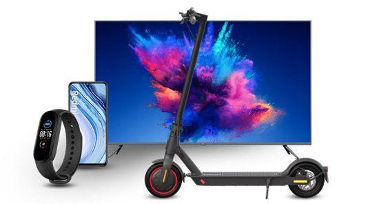 Xiaomi Week beim Media Markt   Mehrwertsteuer geschenkt auf Smartphones, Fernseher uvm.
