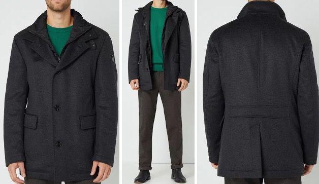 JOOP! Collection Jacke mit Kaschmir Dannio in Anthrazit für 239,99€ (statt 300€)