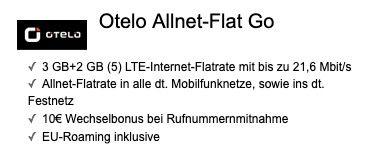 OnePlus Nord 128GB für 95€ + Vodafone Flat von otelo mit 5GB LTE für 14,99€ mtl.