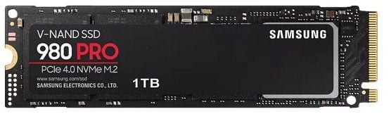 Samsung 980 PRO NVMe SSD 1TB M.2 ab 162,26€ (statt 199€)