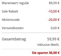 Montego Damen Steppjacke mit Wattierung in Rot oder in Blau für 59,99€ (statt 90€)