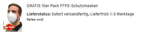 Otto Kern Kombi Set aus Karo Langarmhemd und Pullover für 39,99€ (statt 56€) + gratis 10x FFP2 Masken