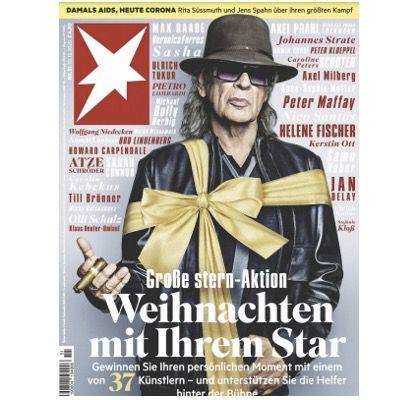 """Gratis! 13 Ausgaben vom """"stern"""" kostenlos ohne Prämie (statt 68€)"""