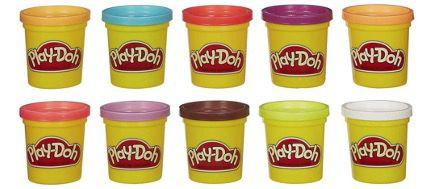 Play Doh Super Farbenset mit 20 verschiedenen Farben für 9,99€ (statt 19€)