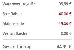 McNeal Kurzmantel mit Wollanteil in Schwarz oder Anthrazit für 44,99€ (statt 60€)   S bis L