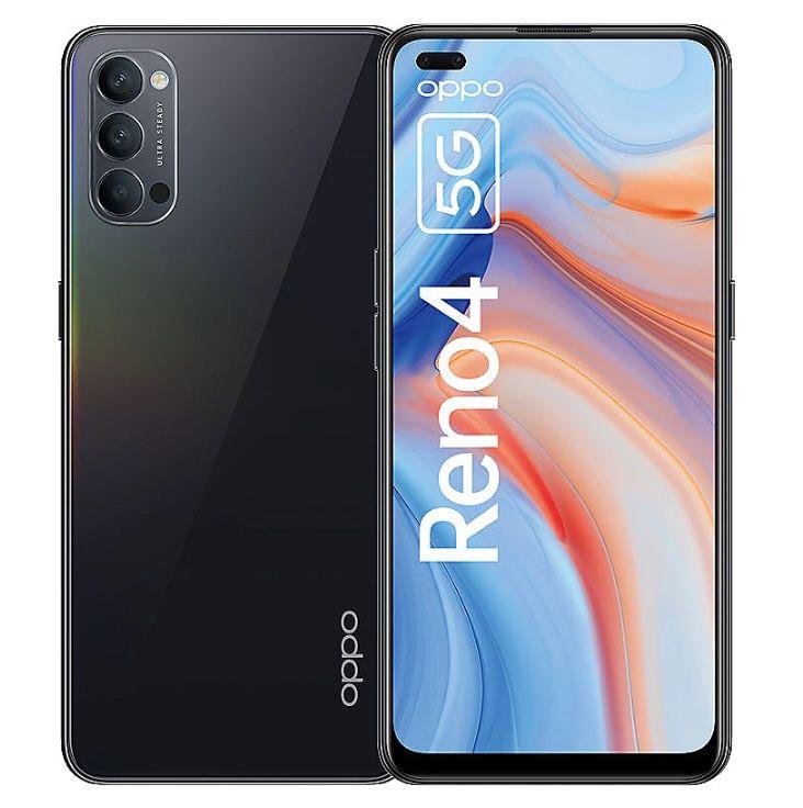 Oppo Reno4 5G– 6,4 Zoll Smartphone mit 128GB/8GB für 298,99€ (statt 365€)