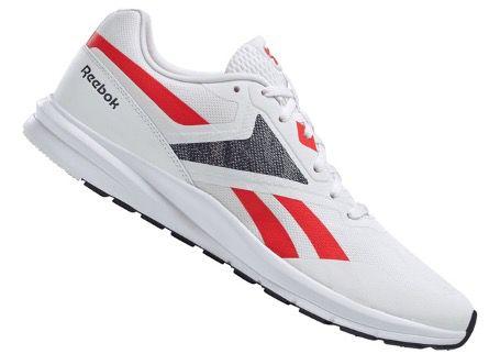 Reebok Schuh Runner 4.0 in Weiß oder Dunkelblau für 29,99€ (statt 55€)