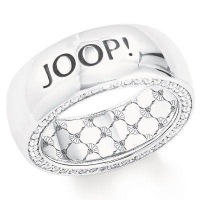 Ein Ring, sie zu knechten? JOOP! Damenring 88 Zirkonia aus Sterling Silber für 128,39€ (statt 152€)