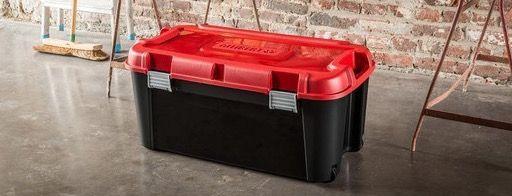 4er Pack Keter Totem   60L Aufbewahrungsboxen für 43,95€ (statt 74€)