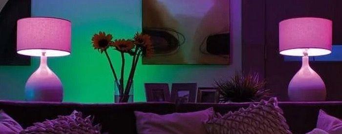 4er Pack Philips Hue White & Color Ambiance E27 Bluetooth Lampen für 125,39€(statt 153€)