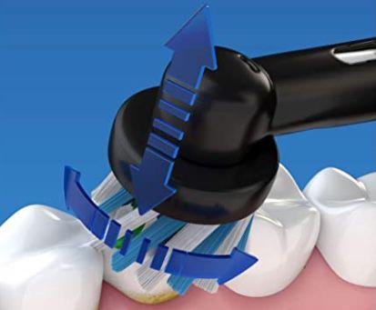 Braun Oral B Pro 2500 elektrische Zahnbürste mit Reiseetui für 29,95€ (statt 45€)