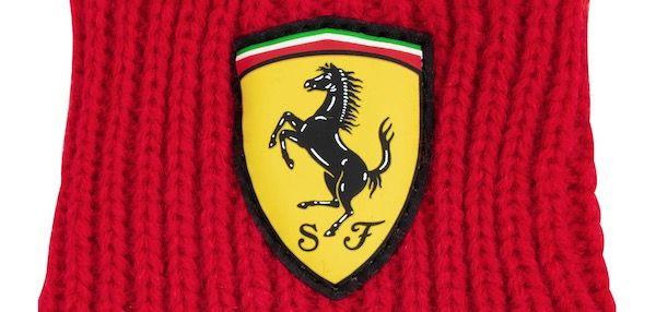 Scuderia Ferrari Touchscreens Strickhandschuhe für 6,65€ (statt 18€)