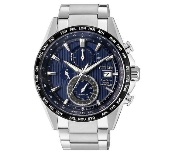 Christ: 15% Rabatt auf ausgewählte Uhren – z.B. Citizen Chronograph AT8154-82L für 497,25€ (statt 569€)