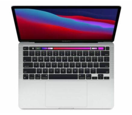 Apple MacBook Pro 13 (2020) mit M1 + 16GB Ram + 256GB SSD für 1.444€ (statt 1.539€)