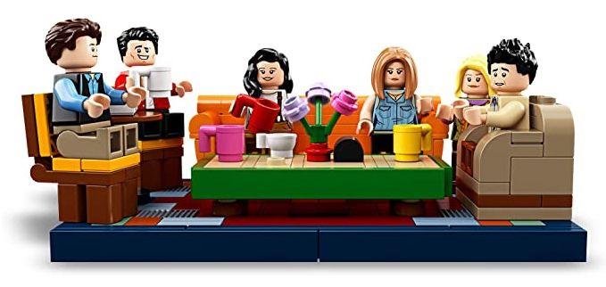 Lego Ideas   Friends Central Perk Café (21319) für 44,85€ (statt 60€)