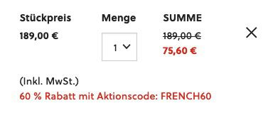Fossil Privateer Sport Chronograph für 75,60€ (statt 170€)