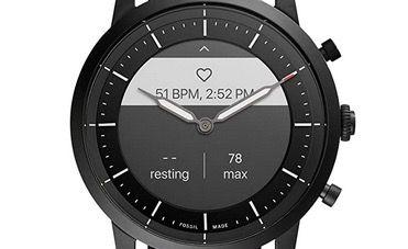 Fossil FTW7010 Herren Hybrid Smartwatch für 118,40€ (statt 160€)