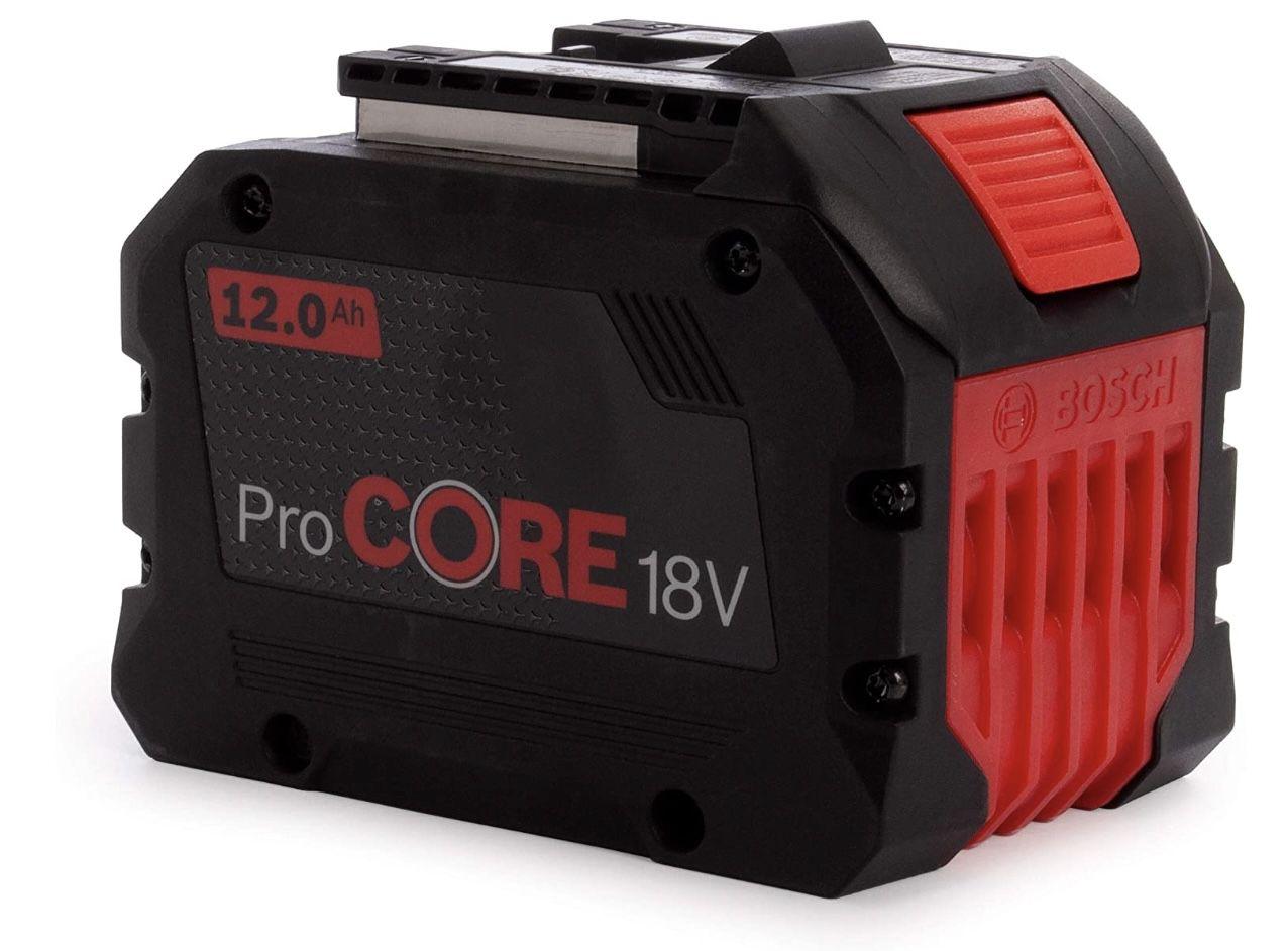 Bosch Akkupack ProCORE18V 12,0 Ah für 135,15€ (statt 155€)