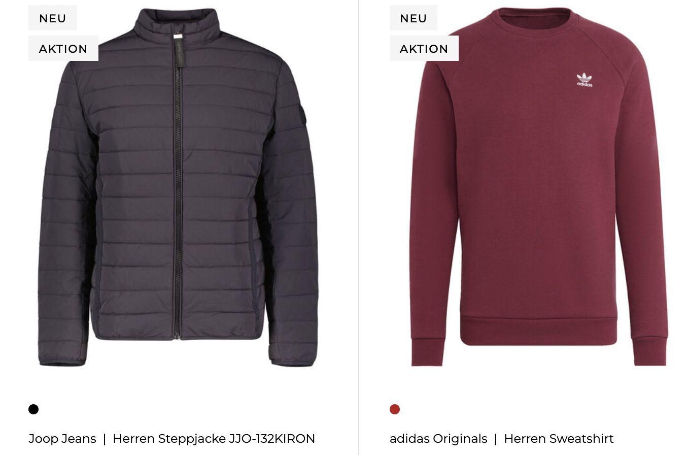 engelhorn Winter Sale + 15% Extra Rabatt + 5€ Newsletter   z.B. Wellensteyn, Hilfiger, BOSS, uvm.