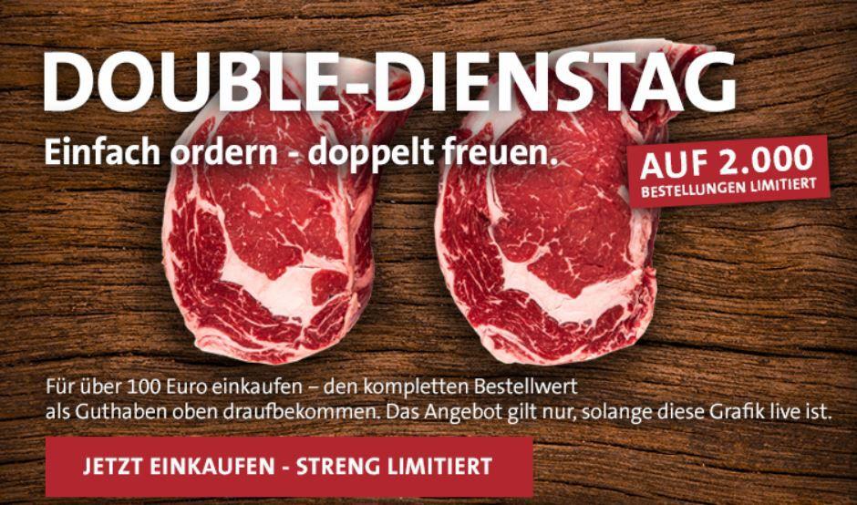 🔥 Kreutzers: 20% Rabatt auf Fleisch & Co. + extra Guthaben ab 100€