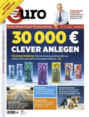 12 Ausgaben Euro am Sonntag für 58,80€ + Prämie: 60€ Bestchoice Gutschein