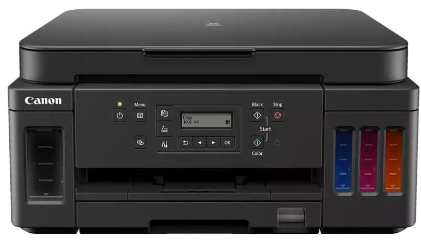 CANON PIXMA G6050 Tintenstrahl Multifunktions Drucker Netzwerkfähig für 281€ (statt 315€)