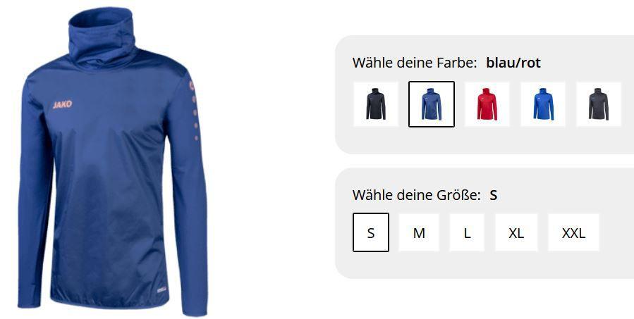 Jako Winter Trainingsanzug für 34,95€ (statt 49€)