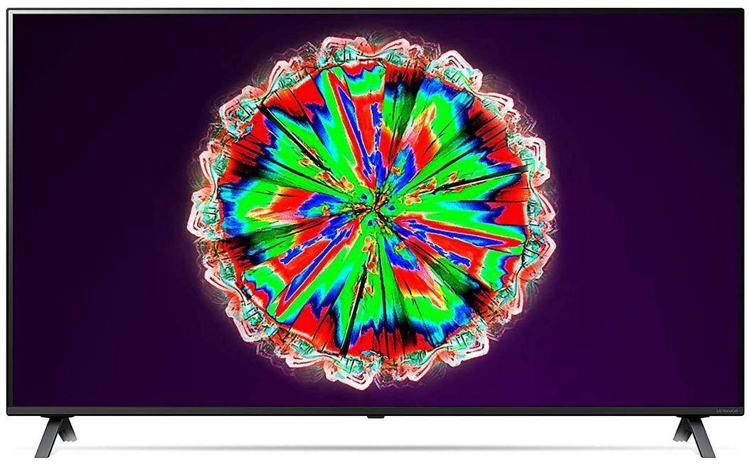 LG 55NANO806NA   55 Zoll NanoCell UHD smart TV für 599€ (statt 652€)