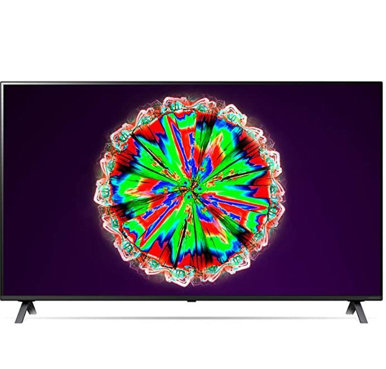 LG 55NANO806NA – 55 Zoll NanoCell UHD smart TV für 599€ (statt 652€)