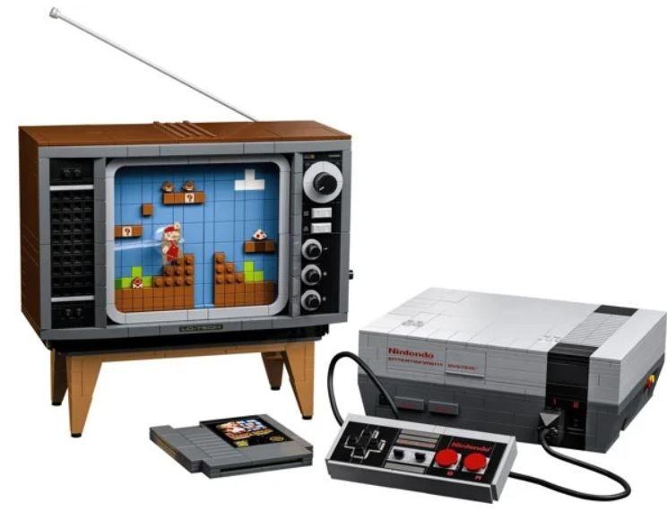 Lego Bausatz: Super Mario – Nintendo Entertainment System für 199€ (statt 229€)