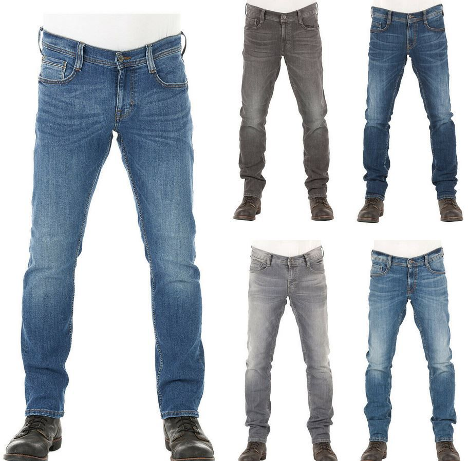 Mustang Herren Jeans Oregon Tapered Fit für je 44,95€ (statt 55€)