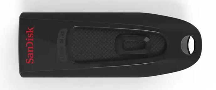 2x SANDISK Ultra USB3.0 Stick mit 256GB für 44€ (statt 58€)