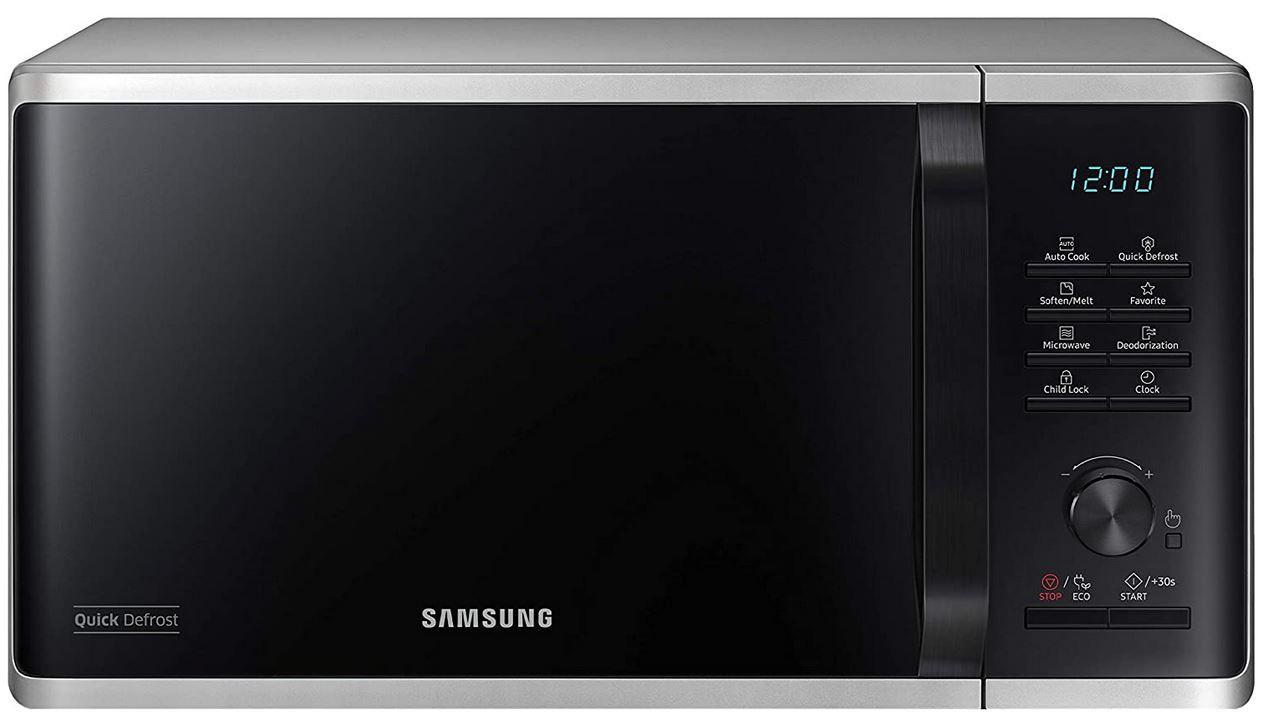 Samsung MS23K3515   Microwelle 23l für 99,99€ (statt neu 110€)