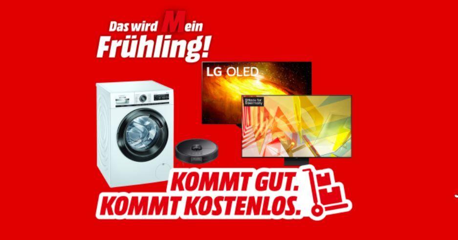 Media Markt: Kommt Gut Aktion   z.B. KRUPS XN910C Nespresso Vertuo Next Kapselmaschine ab 91€ (statt 142€)