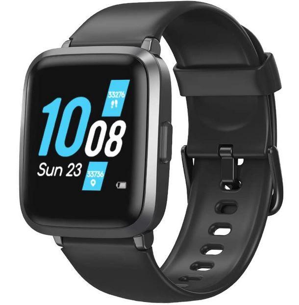 TOMSHOO Smartwatch cooler 1.3 Zoll Touchscreen Traker für 27,99€ (statt 40€)