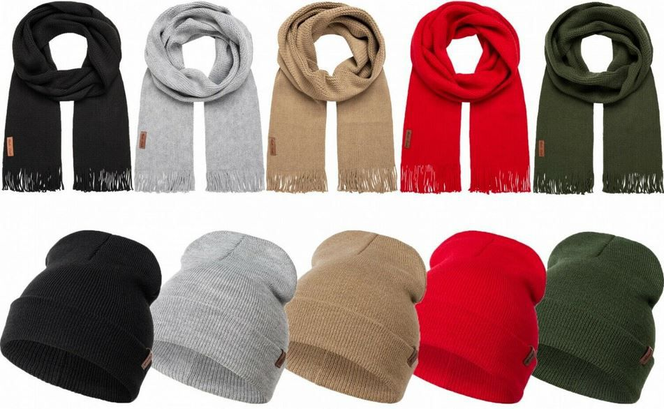 Rock Creek U 100 Winter Set: Mütze + Schal + Handschuhe für 12,90€ (statt 16€)