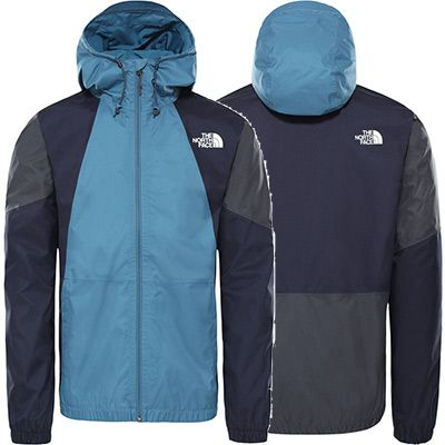 "The North Face Regenjacke ""Farside"" in Blau für 83,30€ (statt 116€)"