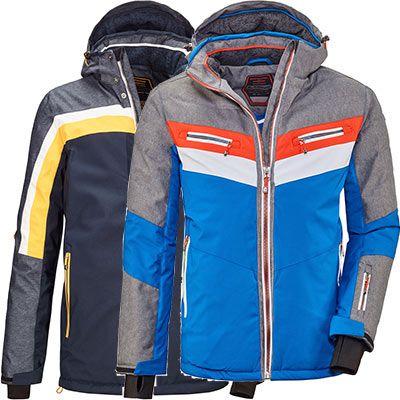 Killtec Ski  und Winterjacke Tirano in vielen Designs für je 97,30€ (statt 130€)